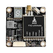 AKK FX2-Ultimate VTX 25-200-600-1200mw FPV Предавател 5.8Ghz (Smart Audio)