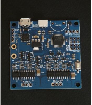 Гимбал контролер алексмос - 2 оси (с включен MPU6050 сензор)