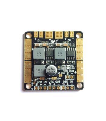 PDB с LC Filter за куадкоптери
