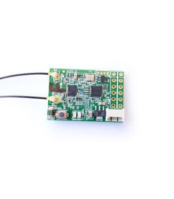 FrSky X4R-SB (без пинове) Ресивър 3/16 канала с Телеметрия