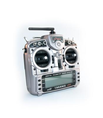FrSky TARANIS X9D PLUS (с мек EVA куфар)